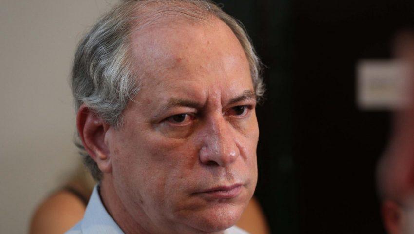 Ciro Gomes diz que Lula é 'enganador profissional' e 'defunto eleitoral'