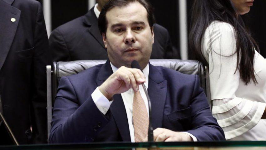 Rodrigo Maia pode se candidatar ao Senado em 2022