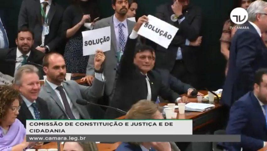 Deputados provocam Maria do Rosário com apelido na delação da Odebrecht