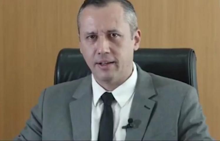Exoneração de Roberto Alvim é oficializada em edição extra do Diário Oficial