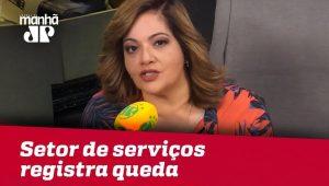 Setor de serviços registra queda pesada em maio | Denise Campos de Toledo