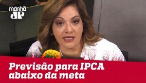 Mercado mantém previsão para IPCA abaixo do centro da meta | Denise Campos de Toledo