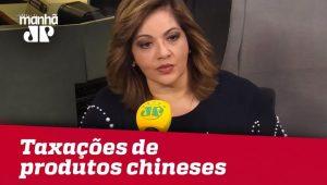Trump continua dobrando aposta em relação às taxações de produtos chineses | Denise C. Toledo