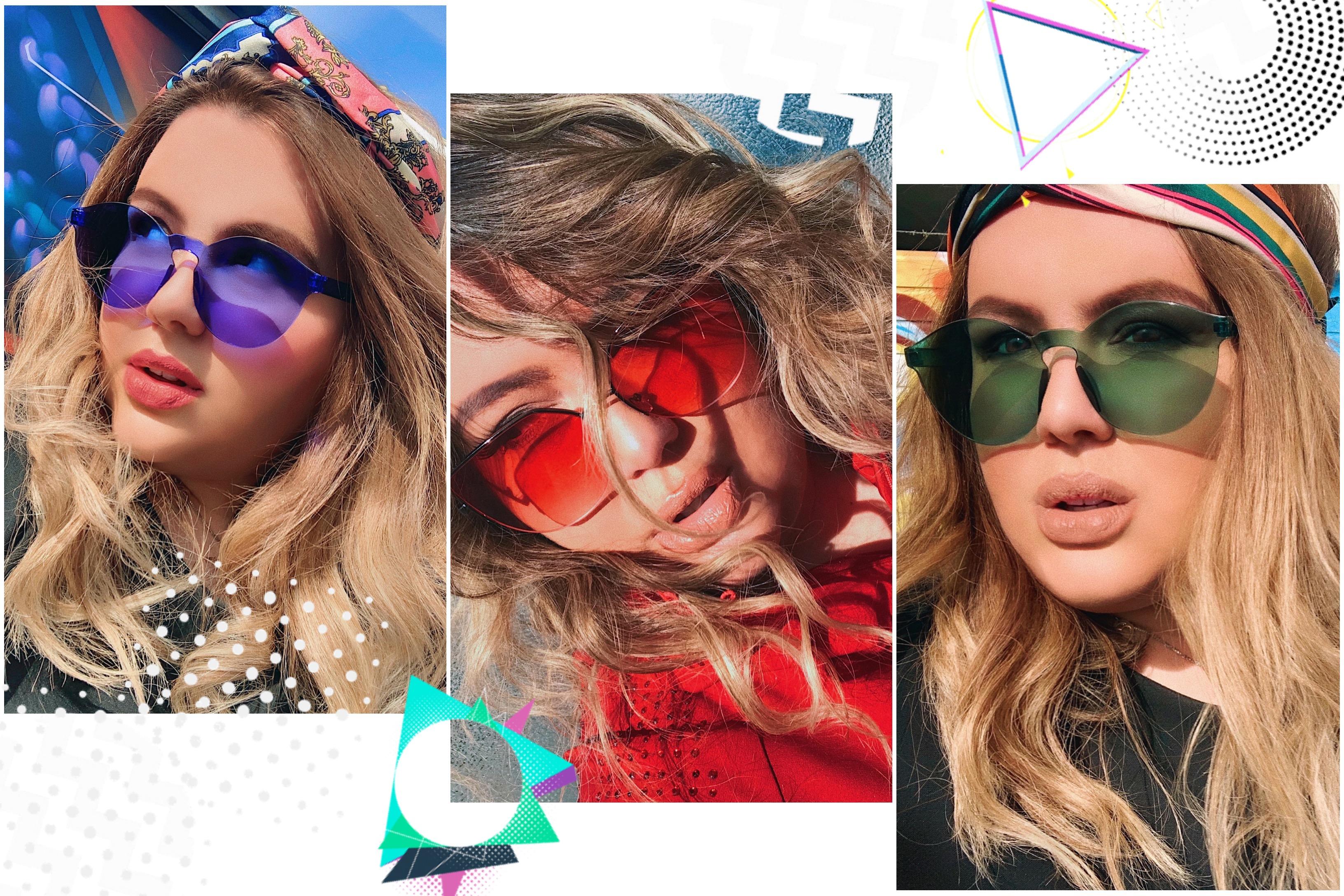 b7cce5127 Como escolher lentes coloridas de óculos de sol - Eva