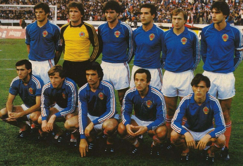 Brigaria pelo título? Como seria a Seleção da Iugoslávia na Copa do Mundo 2018