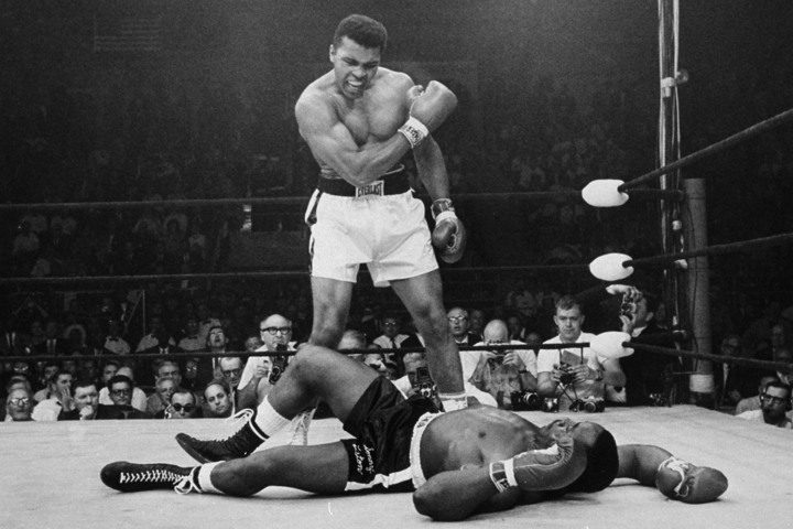 Muhammad Ali ou Cassius Clay Jr, idealista de verdade