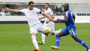 Santos vice-líder, Cruzeiro vice lanterna
