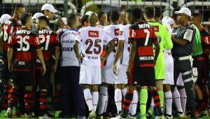 Tapetão do Brasileirão decidindo outra vez?