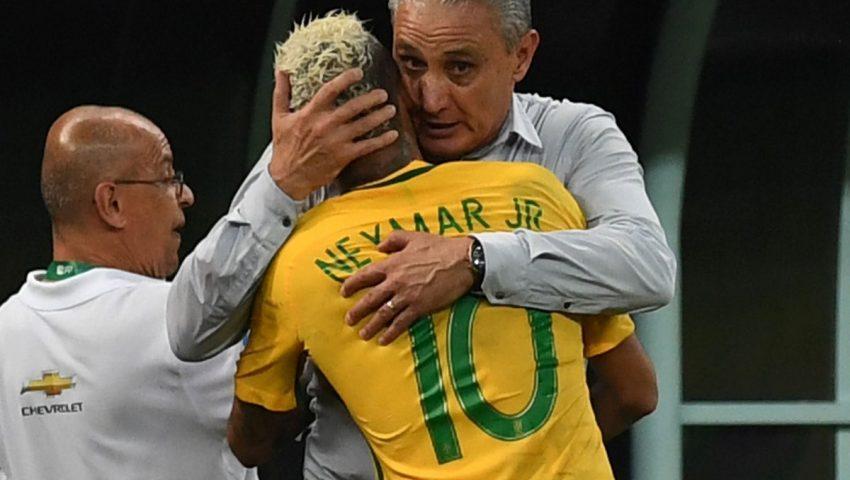 Brasil de Tite, Marcelo e Thiago Silva