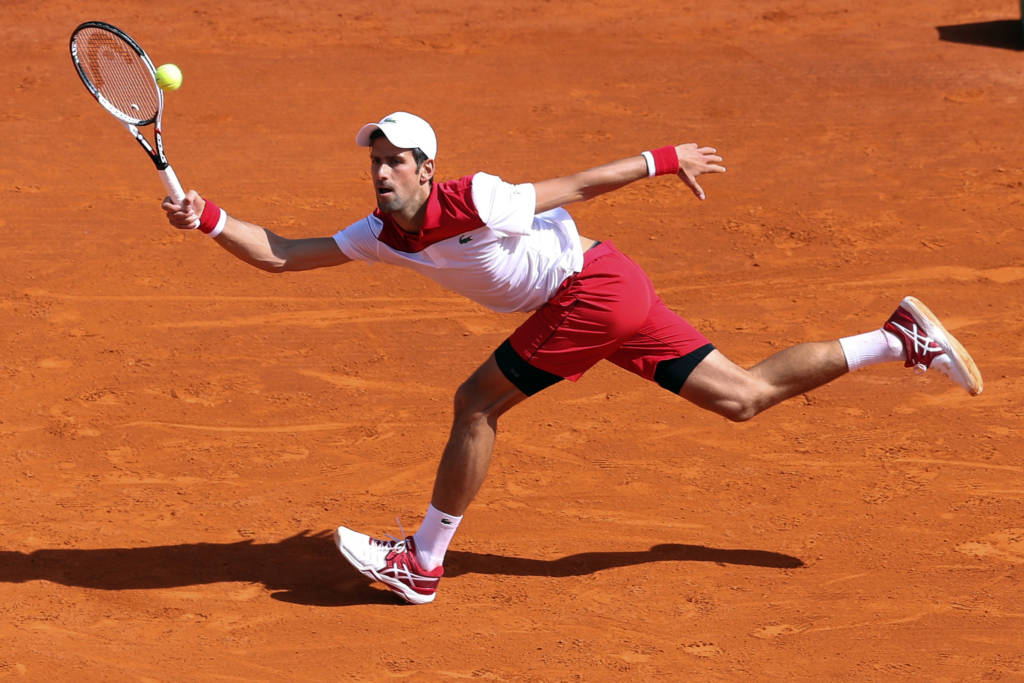 Djokovic reencontra a vitória