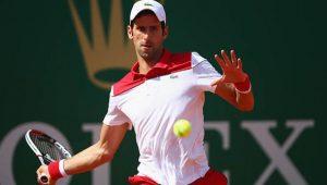 Djokovic evoluiu em Monte Carlo