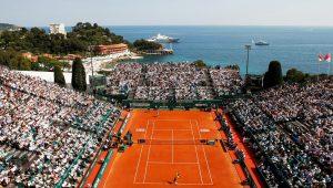 A beleza do Masters 1000 de Monte Carlo