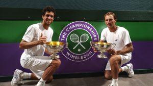 Melo e Soares fazem final em Wimbledon