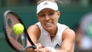 Kerber bate Serena e leva primeiro título em Wimbledon