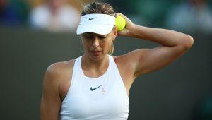 Campeões estreiam em Wimbledon, Sharapova decepciona