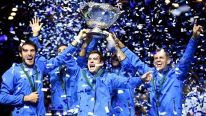 Copa Davis troca clima de Davis pelo dinheiro
