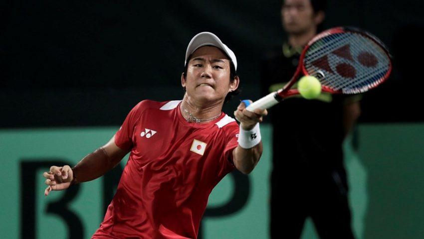 Nishioka conquista título inédito em Shenzhen