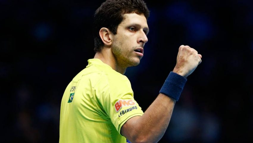 Marcelo Melo está na final do US Open