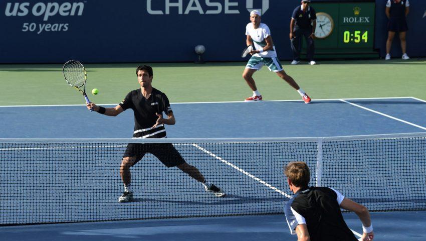 Melo e Kubot superam campeões de Roland Garros