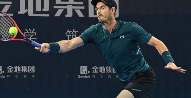 Murray consegue grande vitória na China