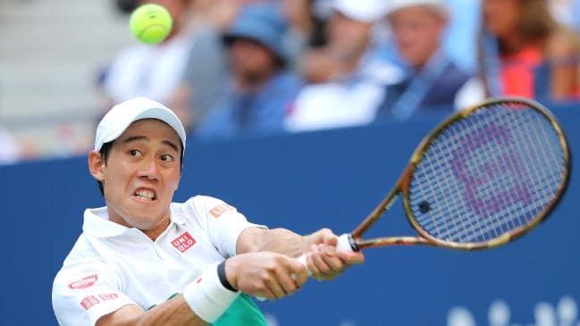 Japão coloca dois semifinalistas no US Open