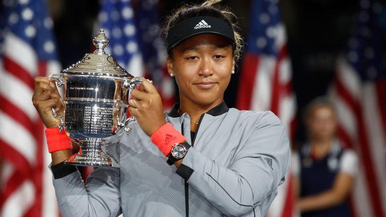 Osaka conquista primeiro Grand Slam para o Japão