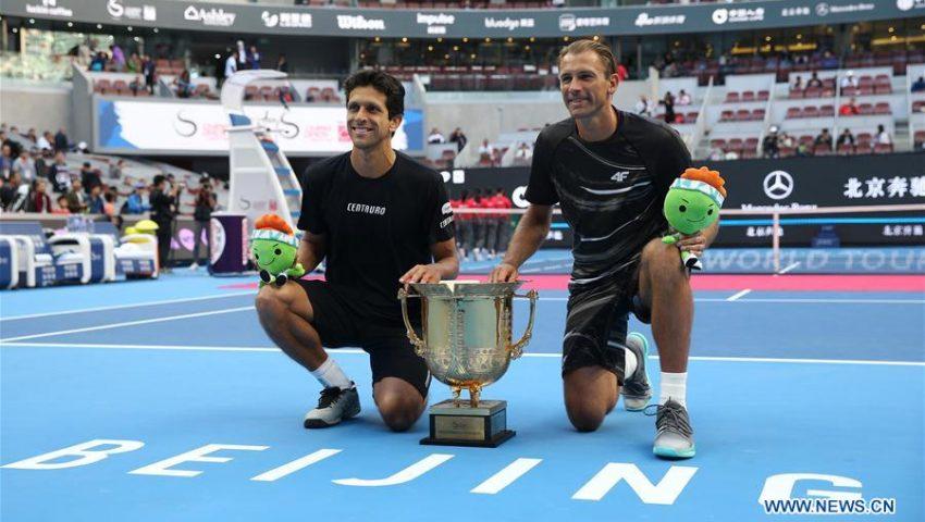 Melo e Kubot conquistam ATP 500 de Beijing