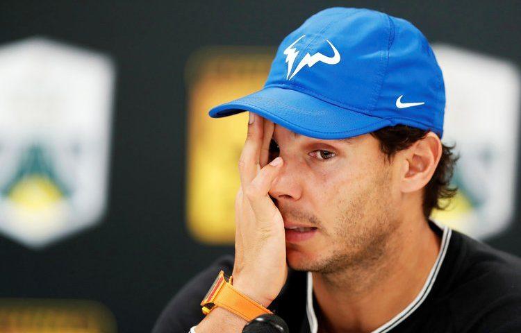 Nadal não joga e Djokovic vira número 1