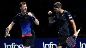 Soares/Murray nas semifinais