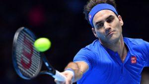 Federer, feliz apesar da eliminação