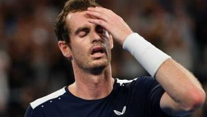 Murray perde batalha de 5 sets