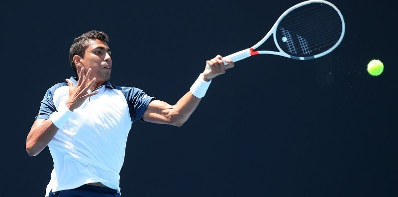 Monteiro estreia com vitória no Australian Open