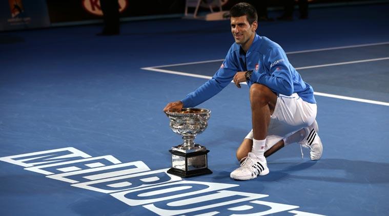 Djokovic arrasador em Melbourne