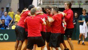 Brasil perde em casa para Bélgica