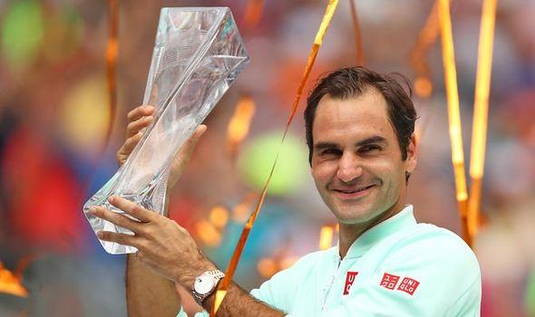 Federer conquista 28º Masters em Miami