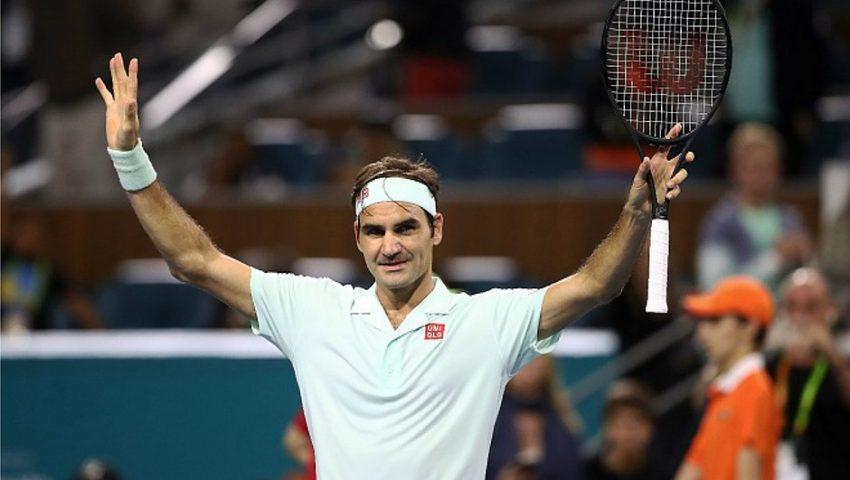 Federer tenta o tetra em Miami