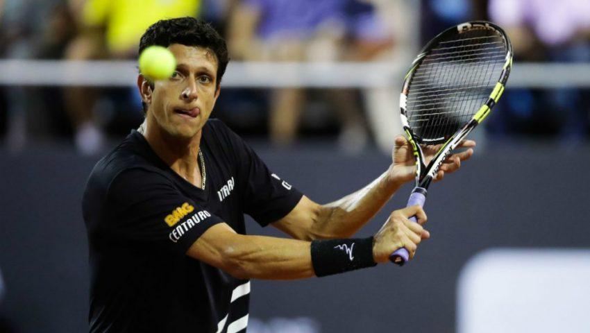 Melo estreia com vitória no Masters de Indian Wells