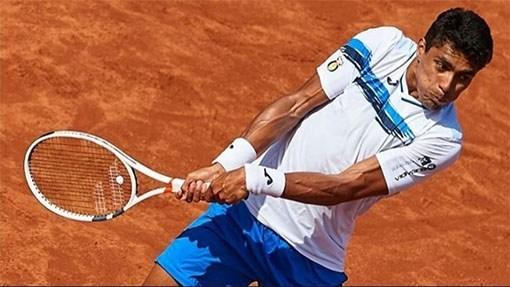 Monteiro fura o quali em Roland Garros