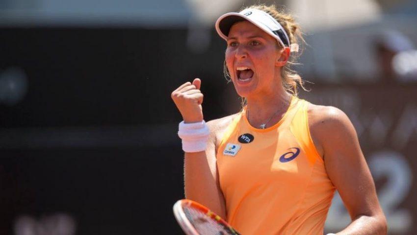 Bia estreia na quarta em Roland Garros
