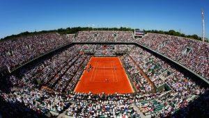 Nadal, Djokovic e Serena juntos na Philippe-Chatrier