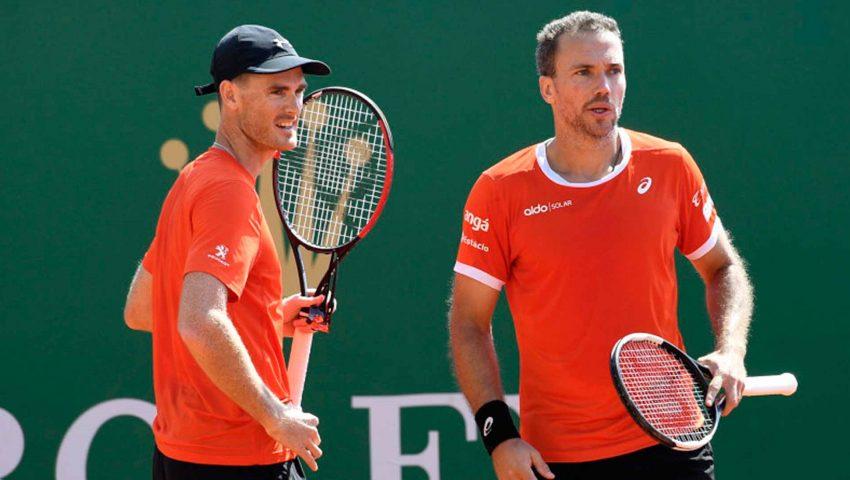Soares e Murray encerram parceria