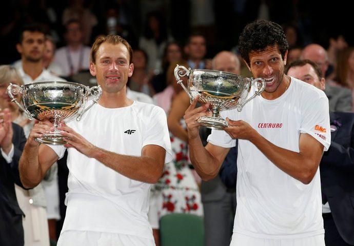 Melo e Kubot serão cabeças 1 em Wimbledon