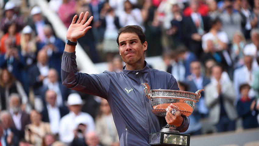 Nadal, super campeão em Roland Garros
