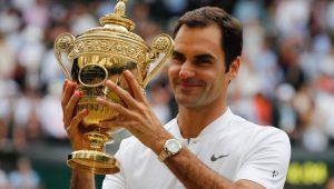 """Federer continua o """"Rei de Wimbledon"""""""