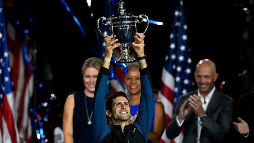 US Open 2019 distribuirá U$ 57 milhões