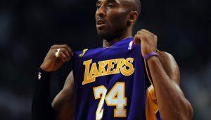 Kobe Bryant, nunca esqueci