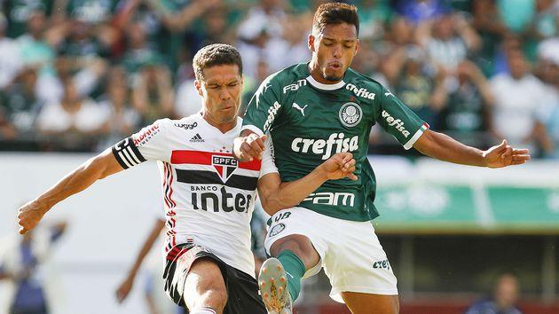 Palmeiras melhor, São Paulo aliviado