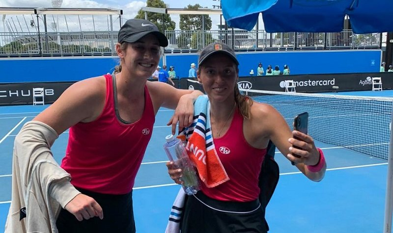 Stefani derruba dupla 9ª na Austrália