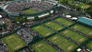 Wimbledon mantém data mas restringe acesso