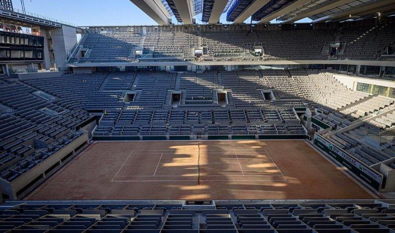 Roland Garros adiado para Setembro